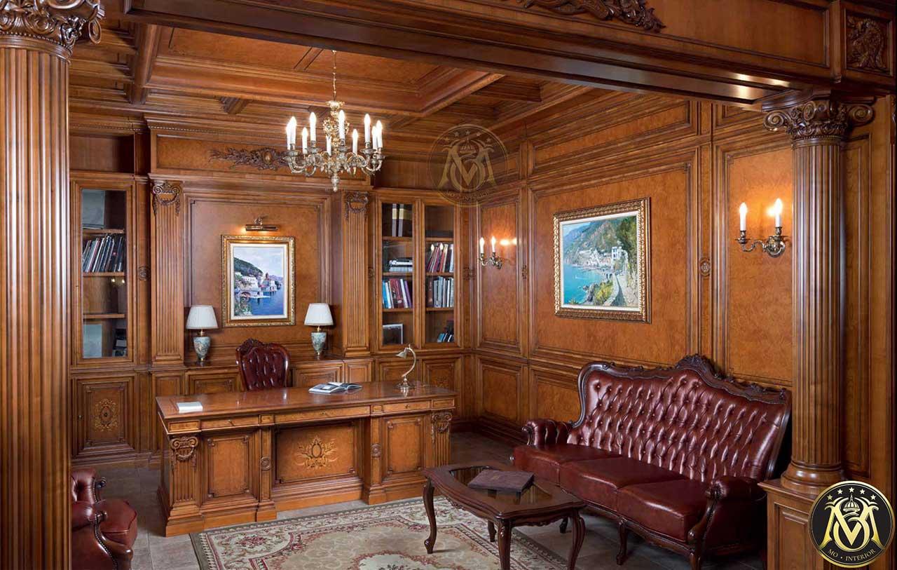 Phong cách Gothic trong nội thất